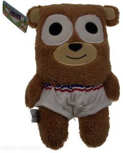 """Gund Bear In Underwear 12"""" Plush Friends Stuffed Animal Stri"""