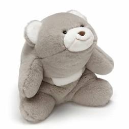 """Gund Gray Snuffles Teddy Bear Plush Stuffed Animal 10"""" Toy"""