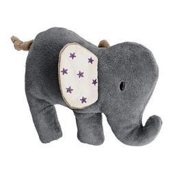Ikea Charmtroll Soft Toy, Elephant, Gray
