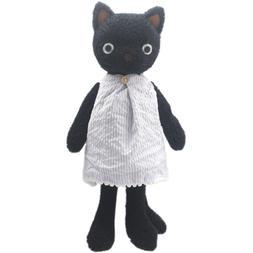 JIARU Stuffed Animals Toys Cat Plush Soft Adorable Dressed D
