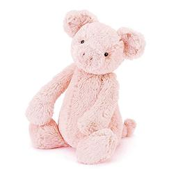 Jellycat Bashful Pig, Medium, 12 inches