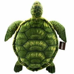 Jesonn Realistic Soft Stuffed Marine Animals Toy Turtle Plus