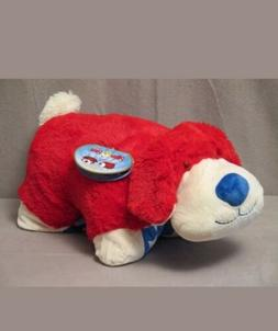 Large Patriot Dog  Stuffed Animal Authentic Kids Bed Pillow