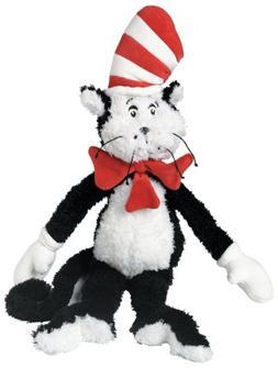 "Manhattan Toy Dr. Seuss Cat in the Hat 20"" Soft Stuffed Anim"