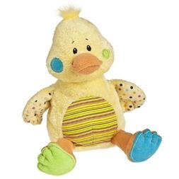 """Mary Meyer Cheery Cheeks Plush Just Ducky 14"""""""