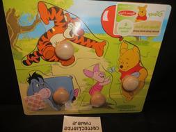 Melissa & Doug Disney Baby Winnie the Pooh and Friends Jumbo