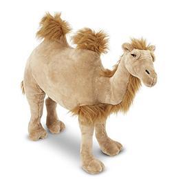 Melissa & Doug Giant Camel - Lifelike Stuffed Animal