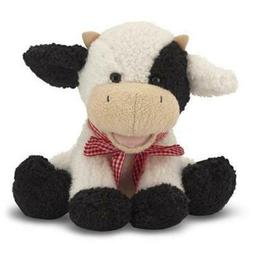 Melissa & Doug Meadow Medley Calf - Stuffed Animal Baby Cow