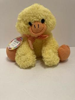 Melissa & Doug Meadow Medley Ducky Stuffed Animal With Quack