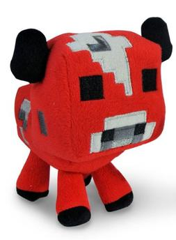 "Minecraft Baby Mooshroom Plush"" Minecraft Animal Plush Serie"