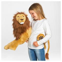 New IKEA DJUNGELSKOG Lion Large Stuffed Animal Plush Kid Sof