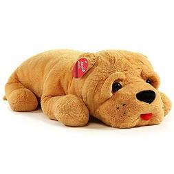 """Niuniu Daddy 35.4"""" Plush Oscar Puppy Dog Soft Toy, Large Stu"""