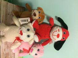 Personalized Stuffed Animals Plushie Valentine's Day V'day G