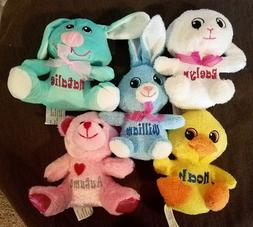 ***Personalized Stuffed Plush Animals!! Valentines Day, East