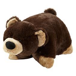 """Pillow Pets Signature, Mr. Bear, 18"""" Stuffed Animal Plush To"""