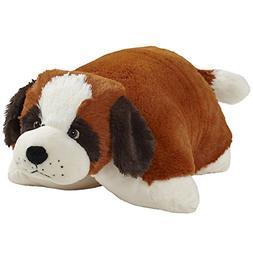"Pillow Pets Signature, St. Bernard, 18"" Stuffed Animal Plush"