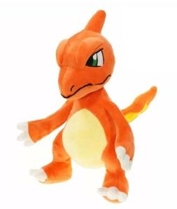 "Pokémon Charmeleon Plush Stuffed Animal Toy 12"" US Seller"