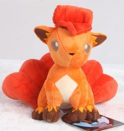 Pokemon Center Vulpix Plush Toy Figure Stuffed Animal Doll 7