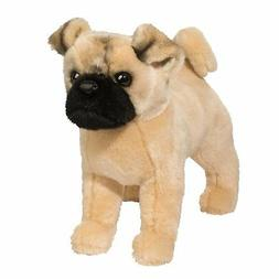 "Russo Pug Stuffed Animal 16"" Douglas Cuddle Toys"