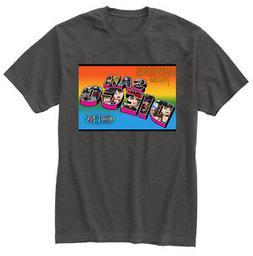 San Diego COMICON Minimates Grey T-Shirt 2011 Limited Produc
