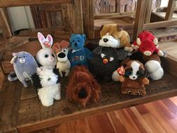 Secret Life of Pets stuffed animals and more.....