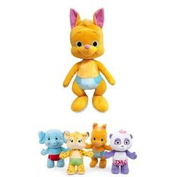 "Snap Toys Word Party - Kip 7"" Stuffed Plush Baby Wallaby fro"