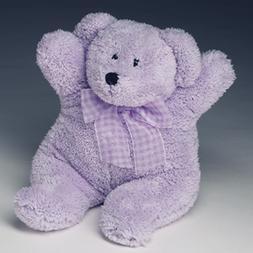 Sonoma Lavender Lavender-stuffed Animals LOU the Teddy Bear