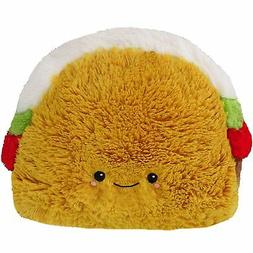 "Squishable / Mini Comfort Food Taco 7"" Plush"