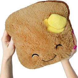 Squishable / Mini Comfort Food Toast Plush – 7""