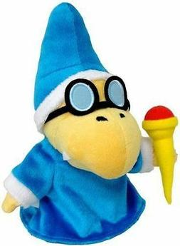 Super Mario Bros. Magikoopa Kamek Plush Stuffed Animal Figur