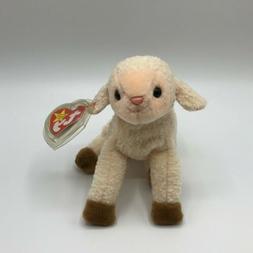 TY Beanie Baby - EWEY the Lamb