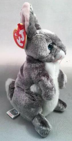 TY Beanie Baby HOPPER Bunny Rabbit ~ Plush Stuffed Animal Un