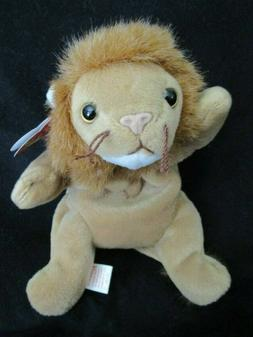 TY Beanie Baby - ROARY the Lion