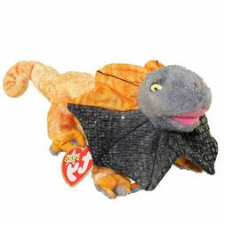 TY Beanie Baby - SLAYER the Dragon  - MWMTs Stuffed Animal T