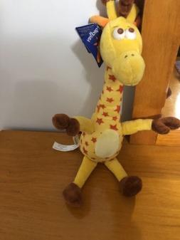 "Toys R Us GEOFFREY Giraffe Stuffed Animal Plush 17"" Collecti"