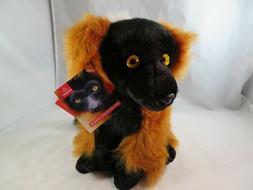 Toys & Stuffed Animals Aurora World Toys Red Ruffled Lemur 1