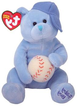 Ty Baby Boy - Bear with Hat and Ball