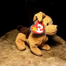 Ty Beanie Babies Tuffy -  Stuffed Animal Toy New Style 4108