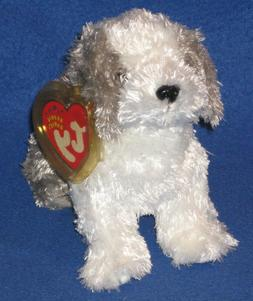 Ty Beanie Baby - HERDER the Sheepdog / Sheep Dog ~ MINT with