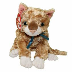 Ty Beanie Baby ~ MATTIE the Tabby Cat ~ MINT with MINT TAGS