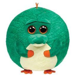 Ty Beanie Ballz Bayou Alligator Plush