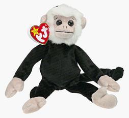 7c8e27c4744 Ty Mooch the Spider Monkey Beanie Baby Capuchin