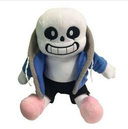 Undertale Sans Plush Stuffed Doll 22cm Toy Hugger Cushion Co