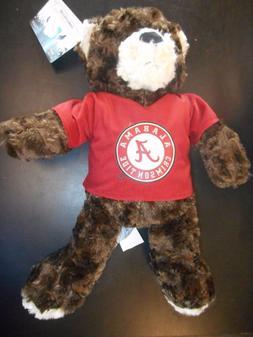 "University of Alabama 17"" Plush Teddy Bear Stuffed Animal To"