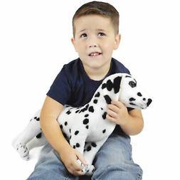 VIAHART Donnie The Dalmatian | 18 Inch Large Dalmatian Dog S