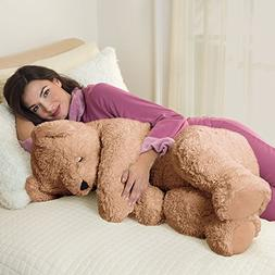 Vermont Teddy Bear - Giant Cuddle Buddy Bear, Soft 3 Foot Te