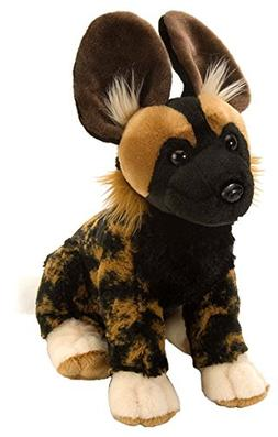 Wild Republic African Wild Dog Plush, Stuffed Animal, Plush