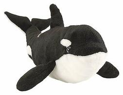 Wild Republic Baby Blackfish Orca Whale Ocean Plush Animal S