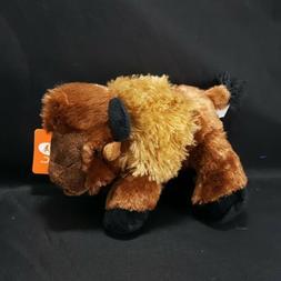 Wild Republic Bison Plush, Stuffed Animal, Plush Toy, Gifts
