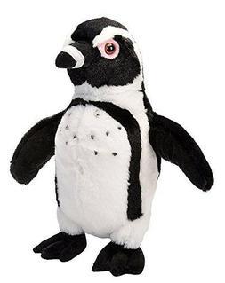 Wild Republic Black Footed Penguin Cuddlekins Stuffed Animal